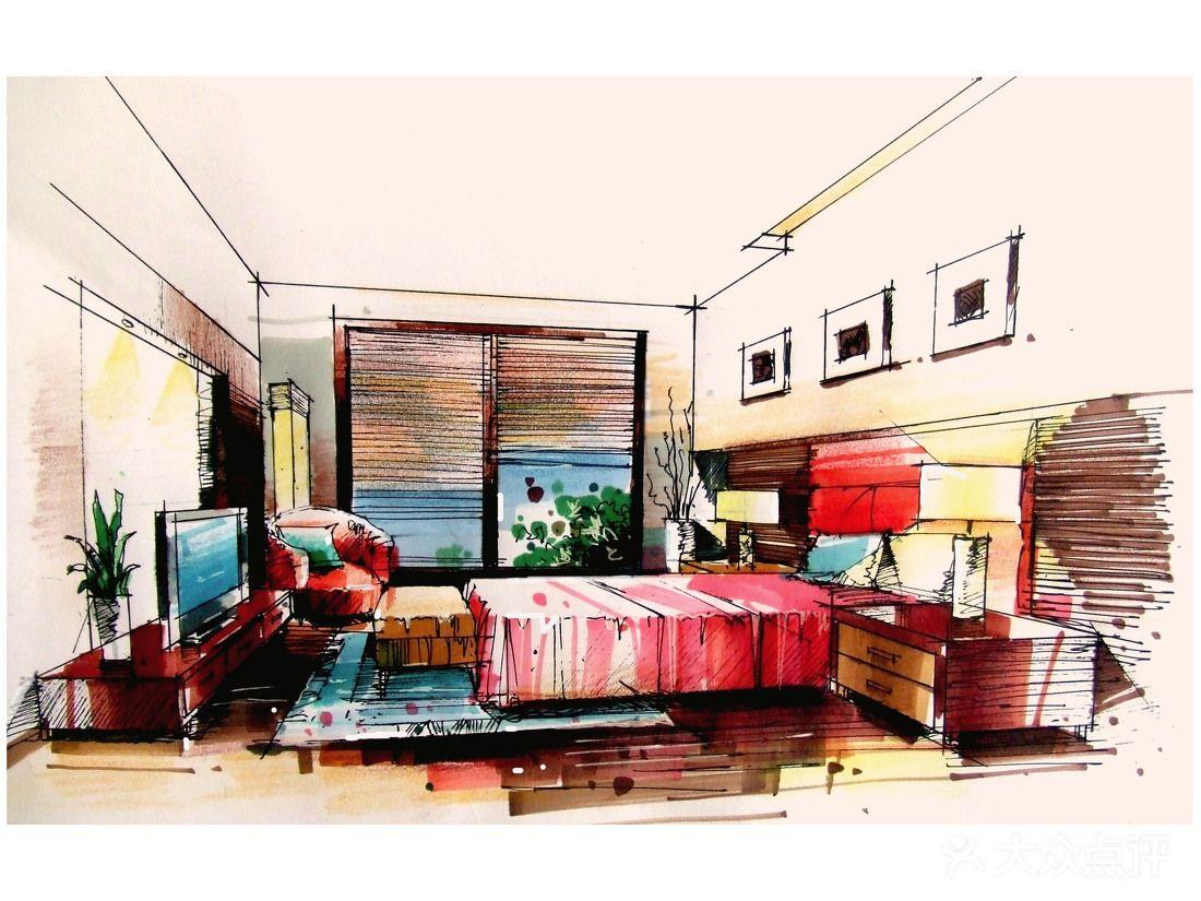 室内设计手绘课程