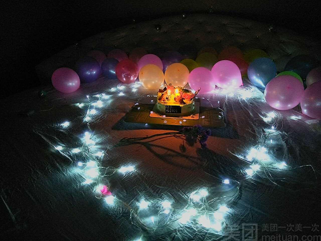 美团网:长沙今日电影团购:【诗影TaTa私幕主题床吧影吧】晚晚场电影(预订通宵)