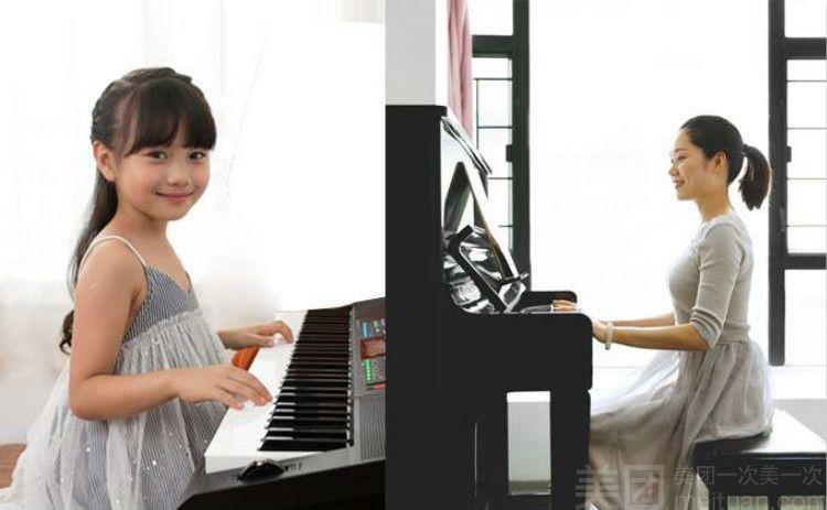 :长沙今日团购:【曦睿钢琴书法工作室】儿童启蒙钢琴体验课程