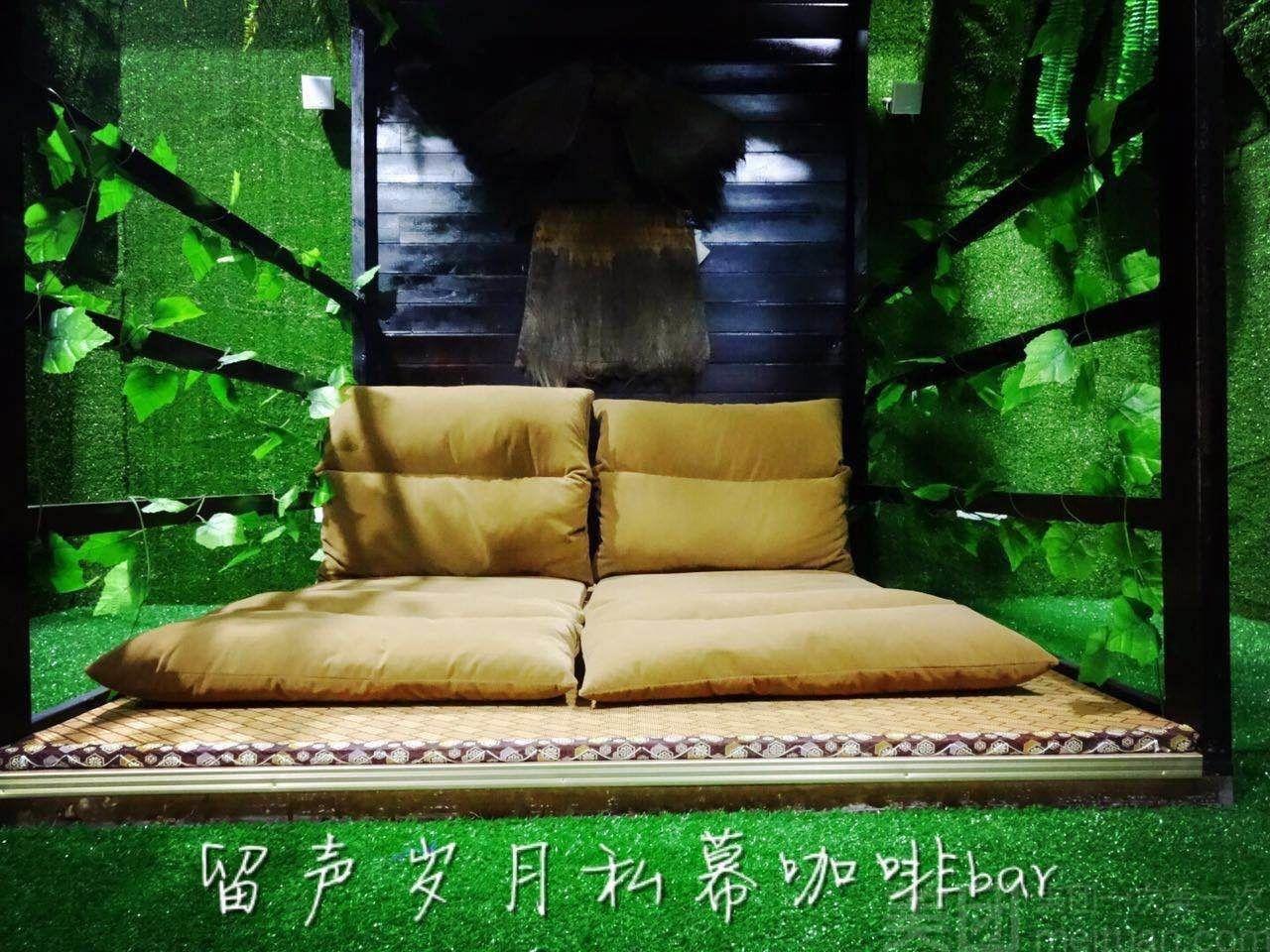美团网:长沙今日电影团购:【留声岁月私幕影院】留声岁月森林房电影一场