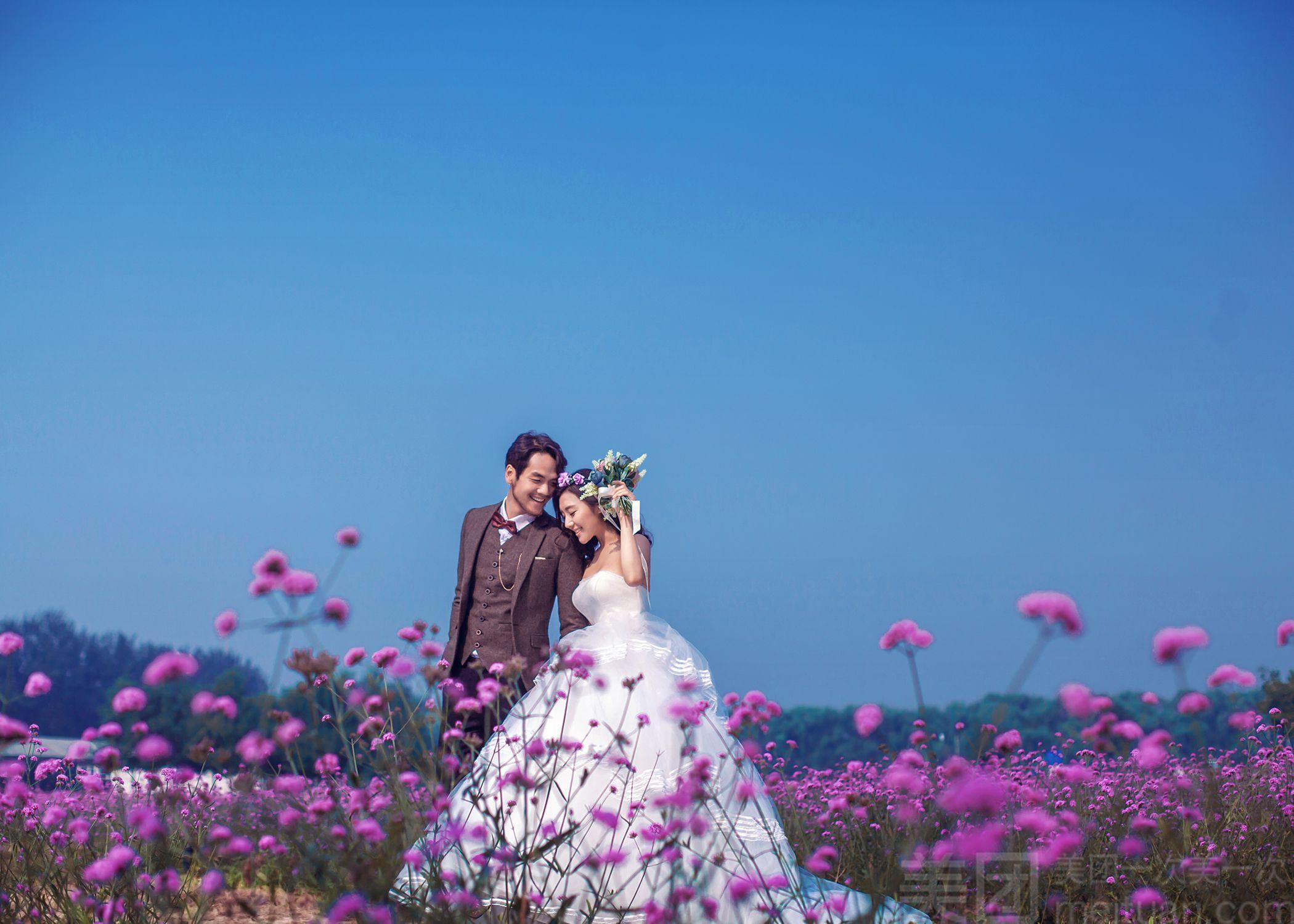 巴黎国际主题婚纱摄影