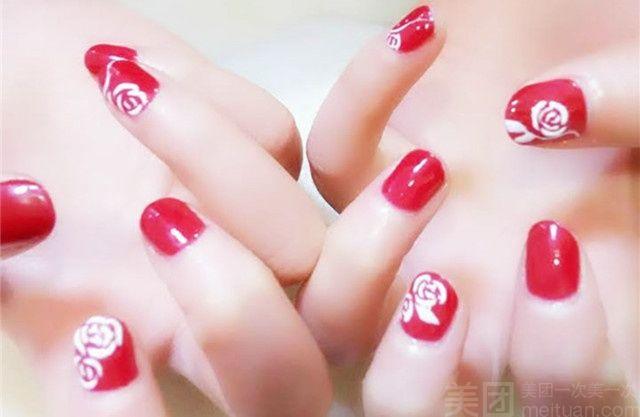 红妆阁美甲-美团