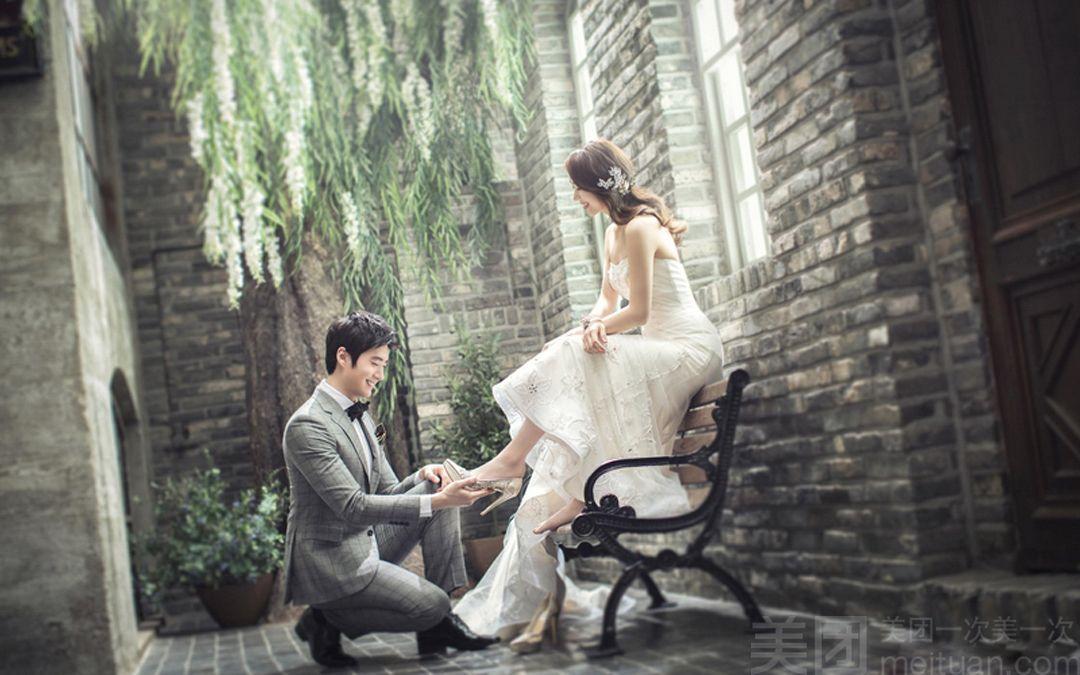 浪漫满屋·创意客片婚纱摄影(韩式婚纱摄影 团购)-美团