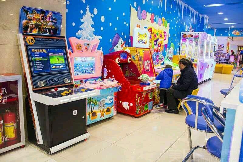 :长沙今日钱柜娱乐官网:【乐悠游儿童乐园】乐悠游儿童亲子电玩游戏币65枚