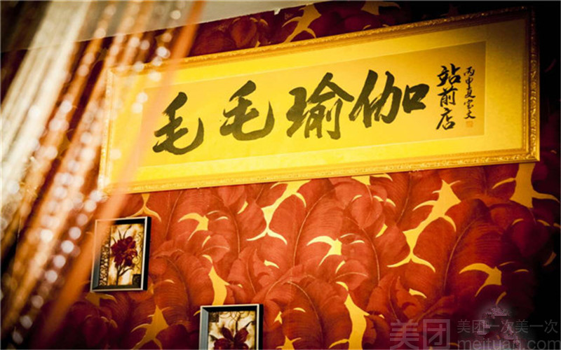 毛毛瑜伽(站前店)-美团