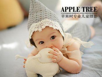 【大连】[奥林匹克广场]苹果树儿童摄影-美团