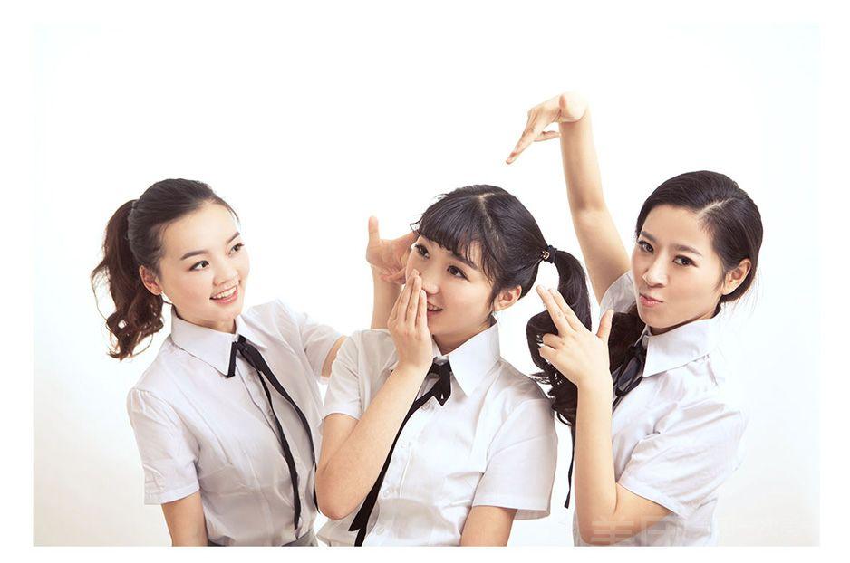:长沙今日团购:【锋上个性婚纱摄影工作室】三人/双人闺蜜照