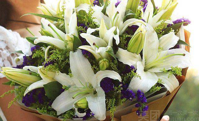 美尚美鲜花(诗语花卉)-美团