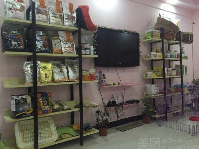 湘港宠物工作室-美团
