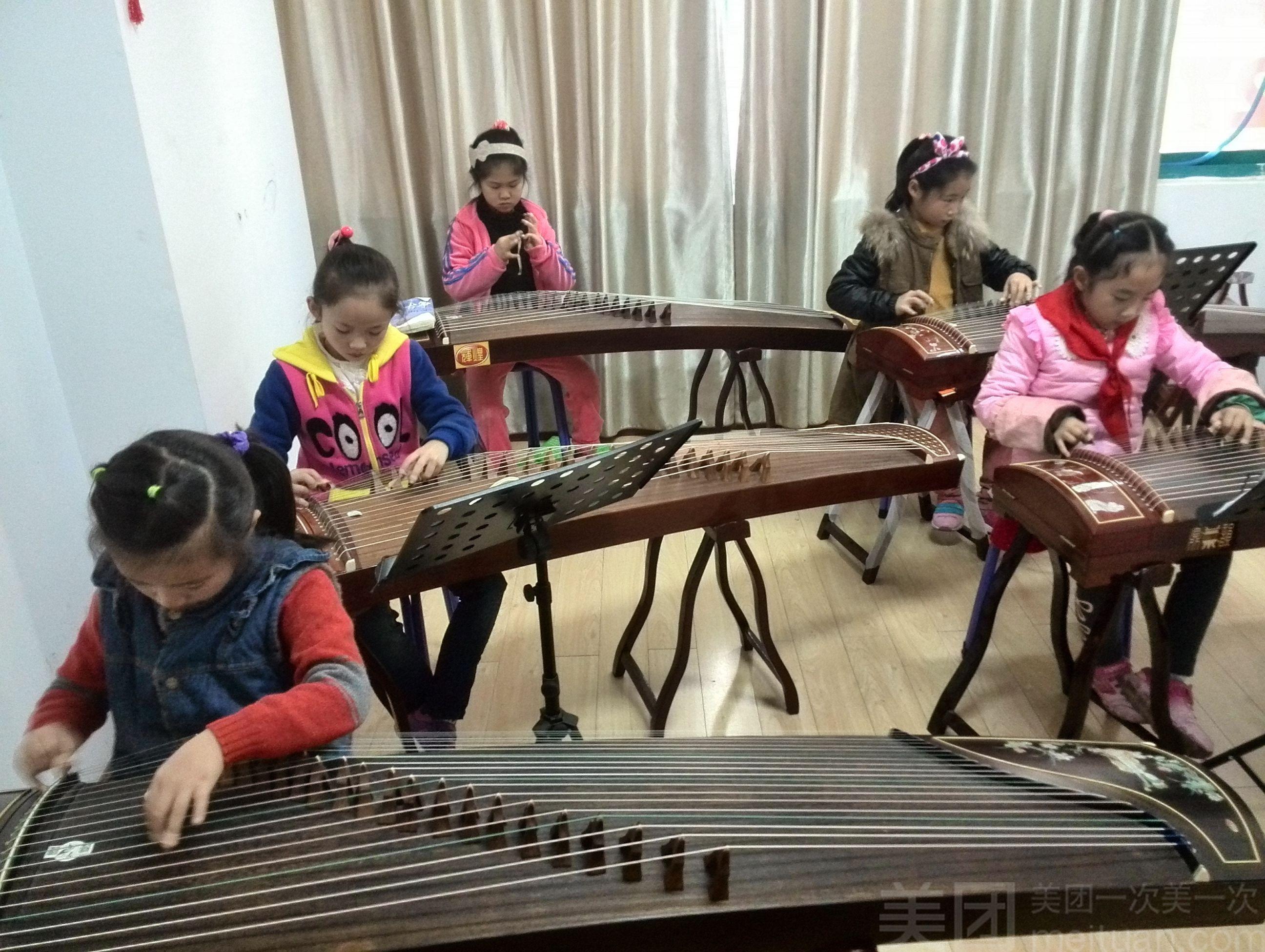 广州幼儿古筝培训学校