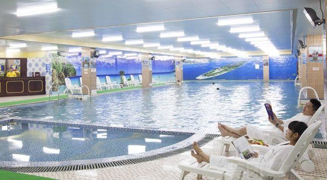 美团网:长沙今日游泳团购:【明城国际大酒店】游泳单次卡