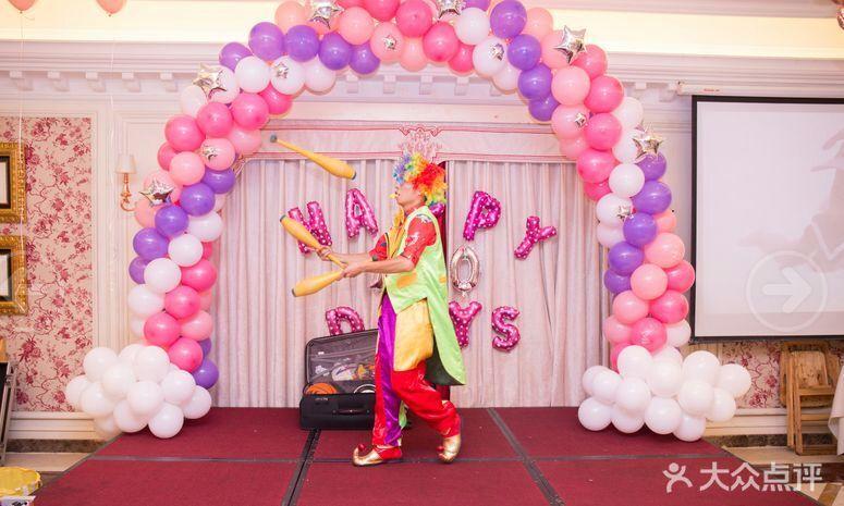 气球diy派送,为每个小朋友做出可爱的造型气球 孩子王,派对上不可