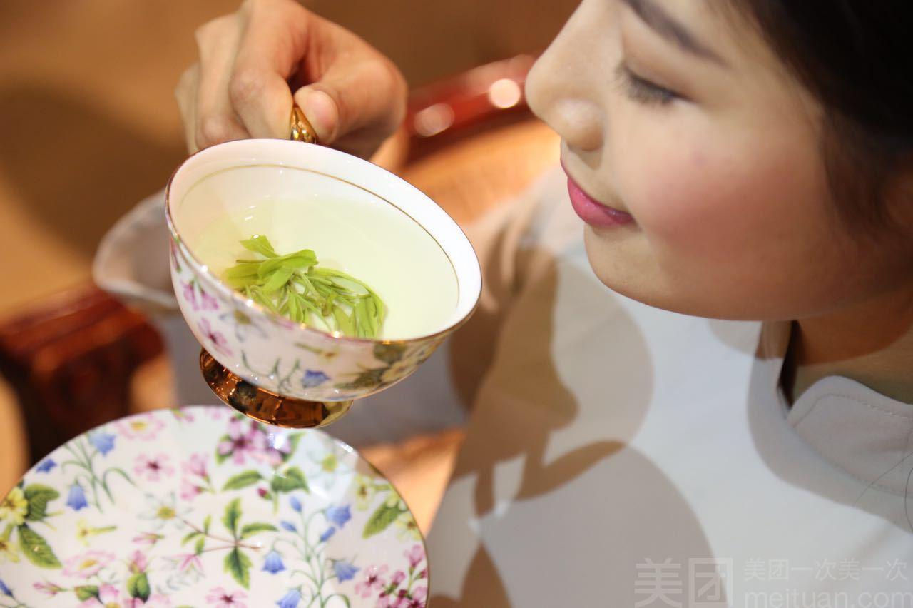 沐月栖茶会馆-美团