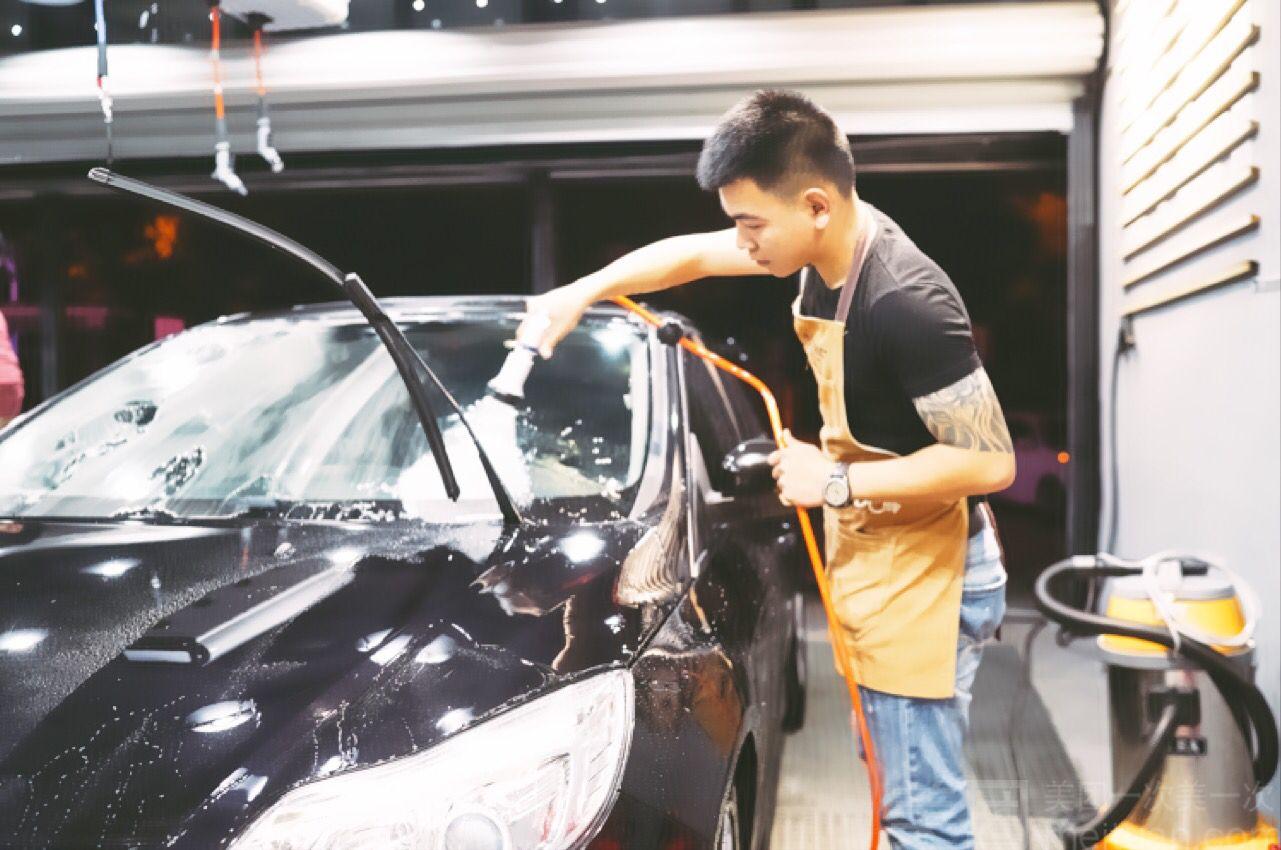 16TH DISTRICT十六区专业手工洗车-美团