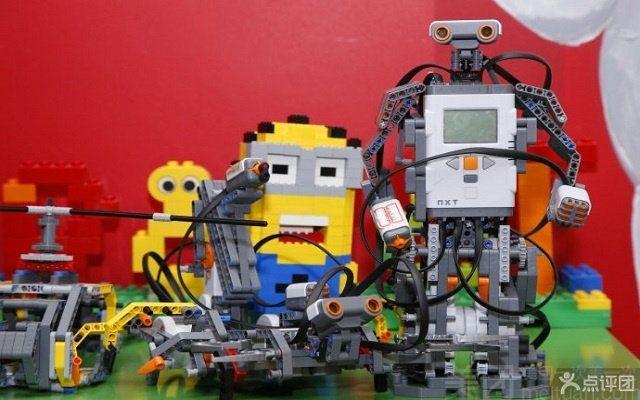 科学创想乐高机器人(站前店)-美团