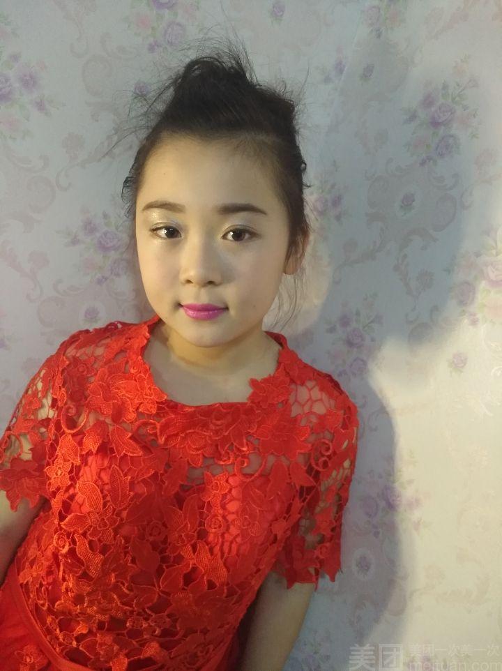 生活妆图片_儿童舞台妆,生活妆