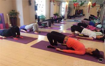 【大连】浅香瑜伽会馆-美团