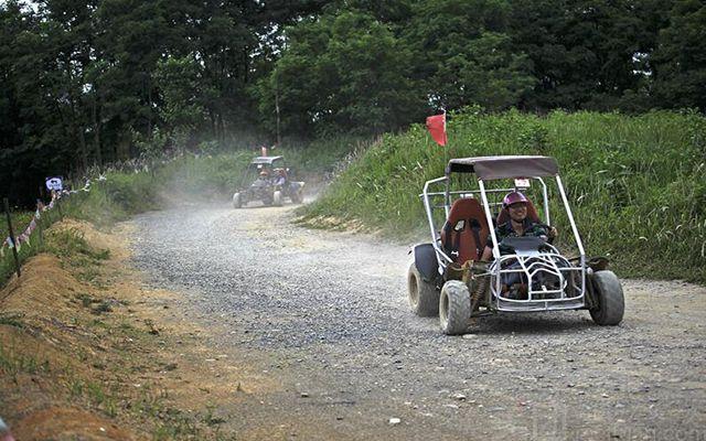 兰亭国家森林公园烧烤基地 狂野突击真人cs 户外越野卡丁车
