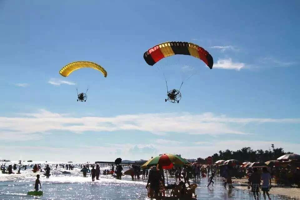 北海燕莎滑翔运动俱乐部-美团