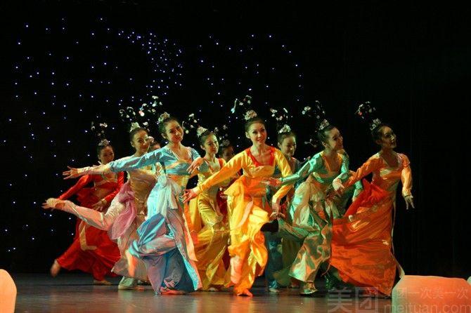 静舞蓝姗·舞蹈瑜伽·艺术中心(金水万达店)-美团
