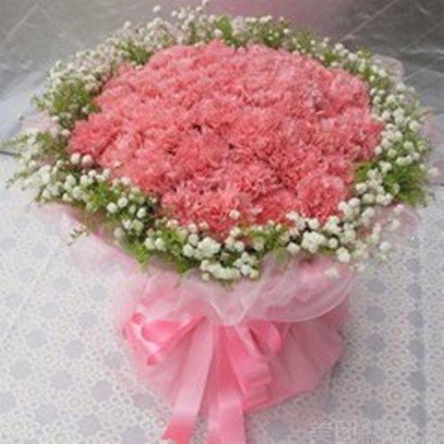韩式花束图片