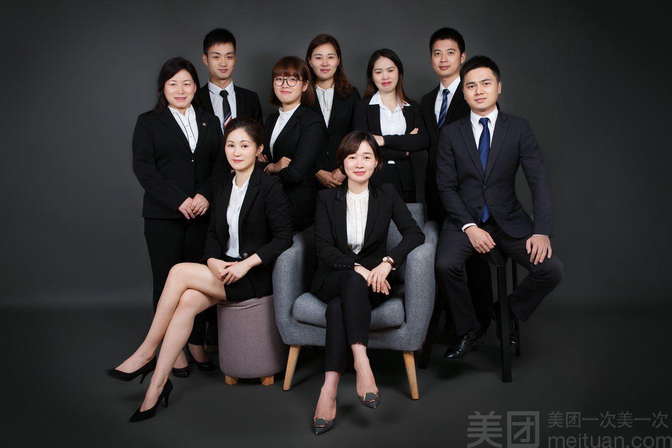 【壹人壹像工作室】团队照,宣传照,企业合影定制图片