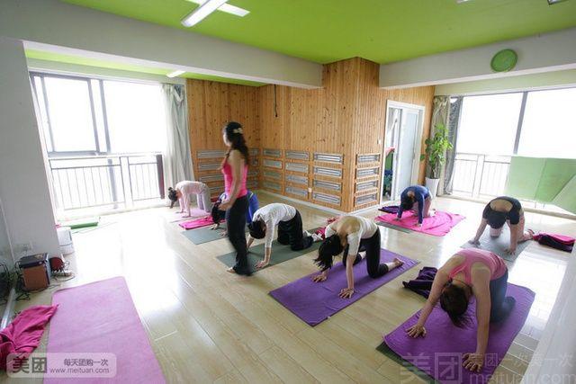 优果瑜伽生活会所-美团