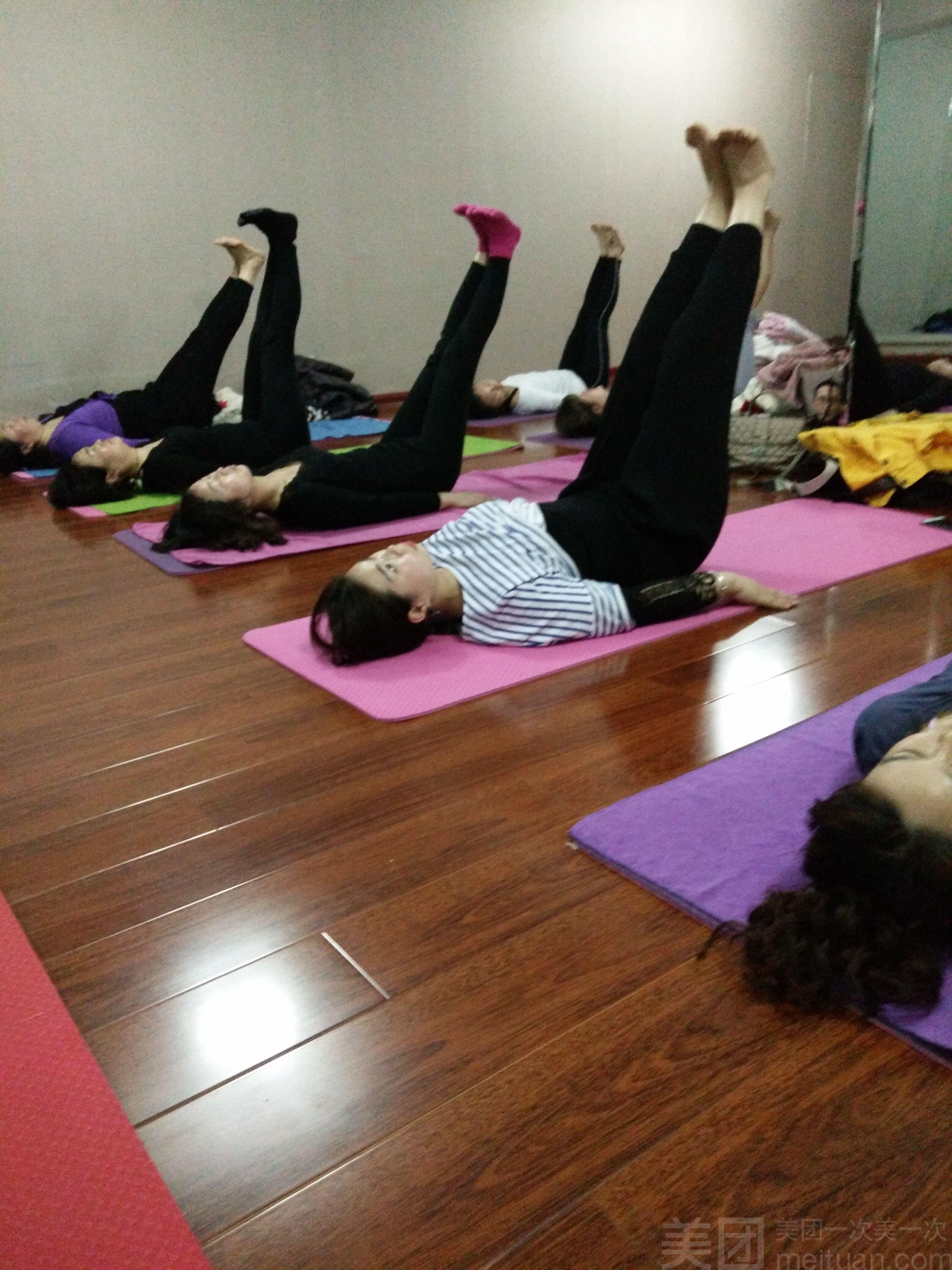 梵芝瑜伽-美团