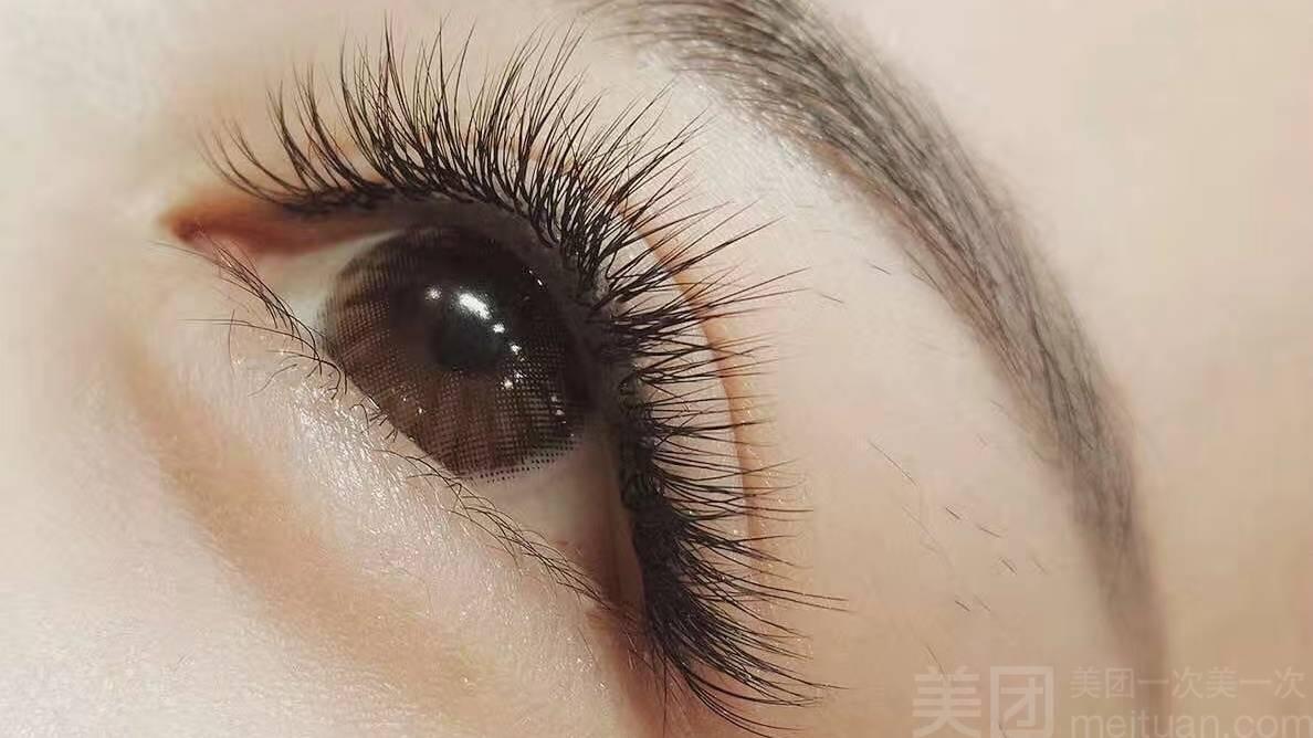 :长沙今日钱柜娱乐官网:【Mango & S美妆工作室】单人日式松风睫毛人气款