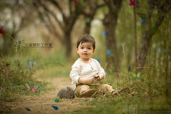 【郑州等】28度C儿童摄影-美团