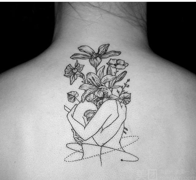 绘刺纹身-美团