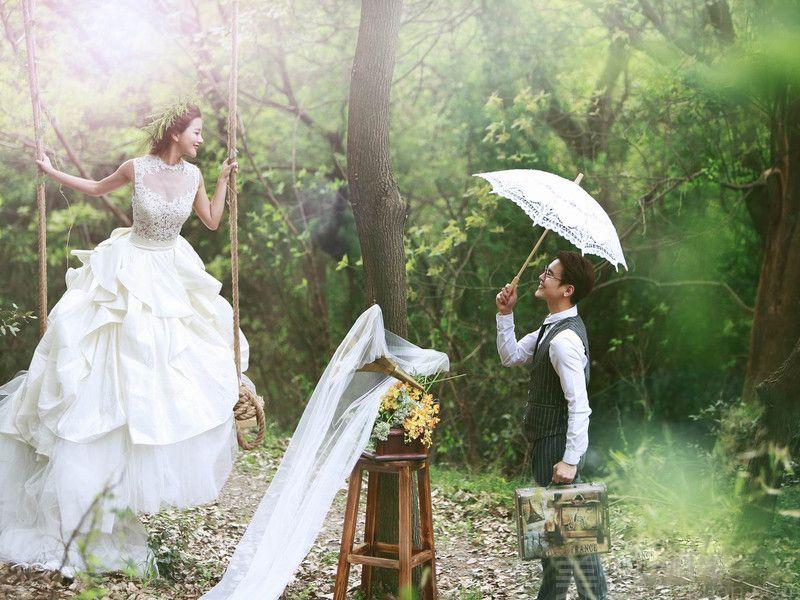 时尚芭莎婚纱摄影(浦东上南店)-美团