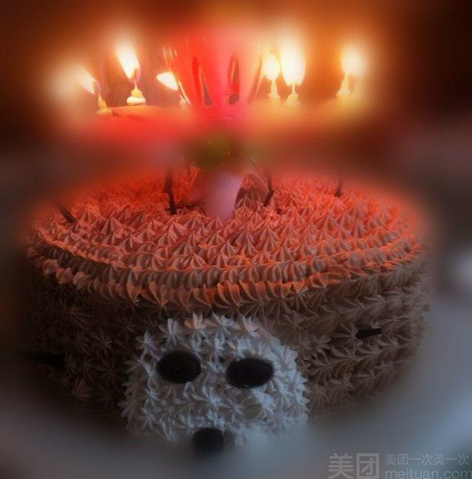 世界树艺术蛋糕-美团