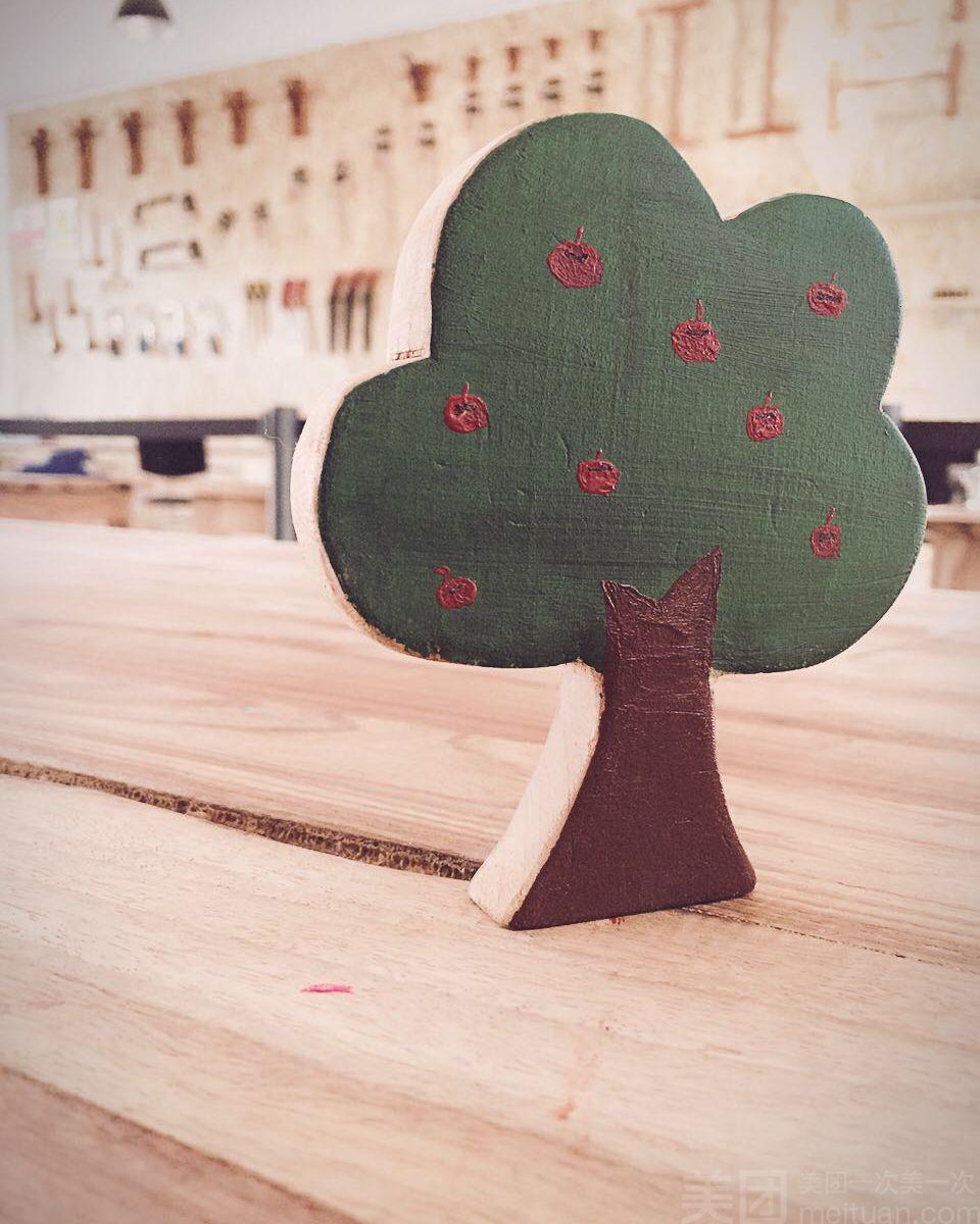 木然花生活 . 森系小动物制作-美团