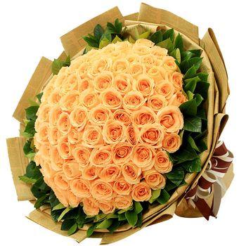 【北京等】急派鲜花丨寓意爱·天长地久丨全城送花上门-美团