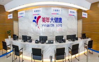 【北京】美年大健康体检-美团