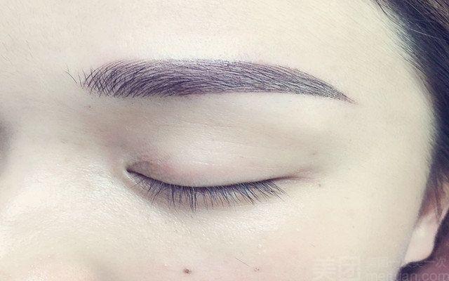 【锦绣阁纹绣团购】南京锦绣阁纹绣-韩式素颜眉单人