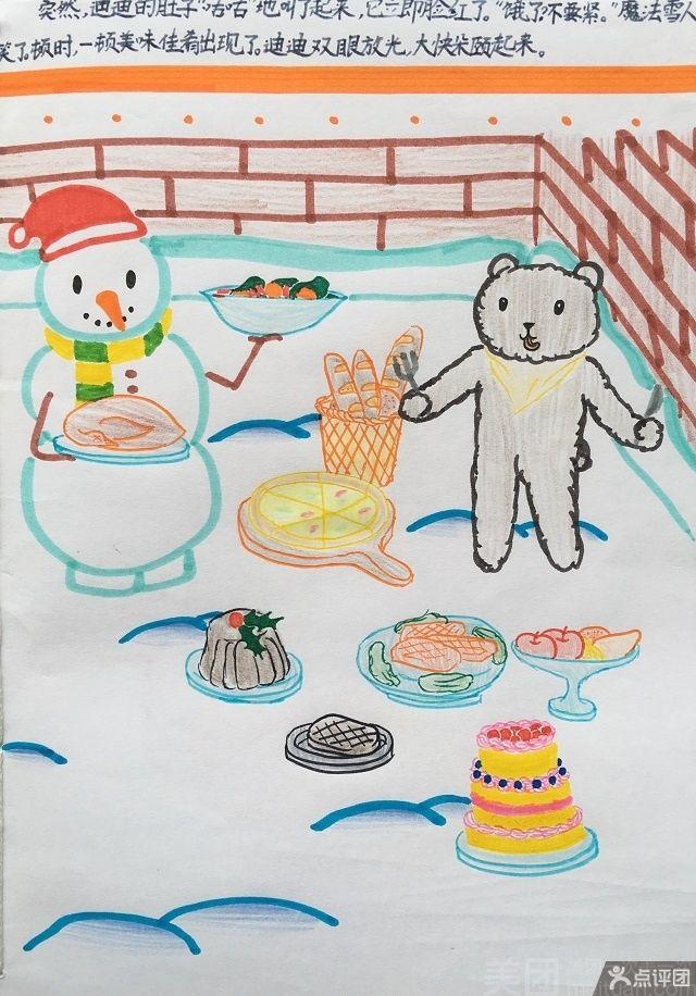 冯媛媛国际少儿美术怎么样 团购冯媛媛国际少儿美术 儿童绘本故事 暑