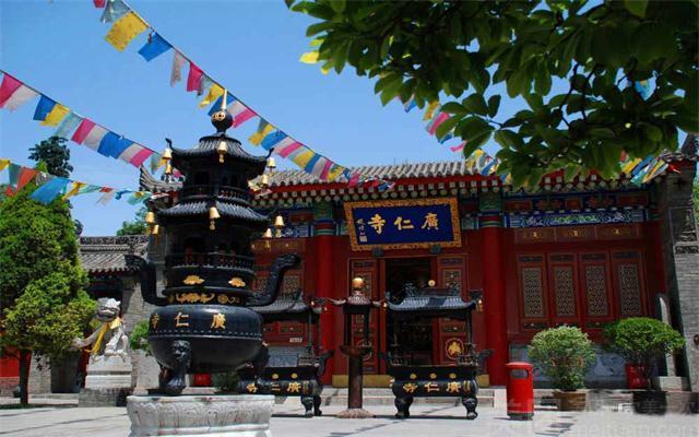 西安广仁寺-美团