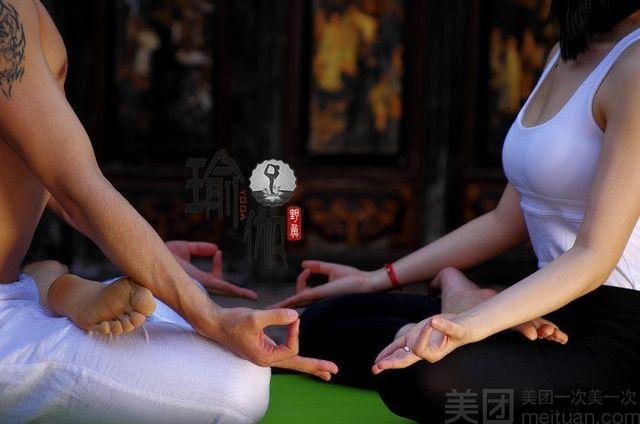 正觉瑜伽-美团