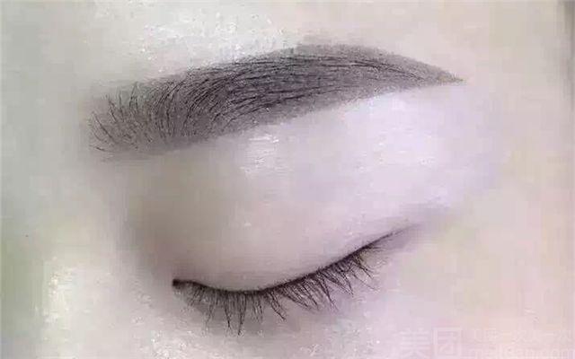 :长沙今日团购:【艺甲名妆(悦方店)】单人韩式半永久纹媚1次
