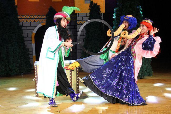 深圳戏院少儿演出季-美团