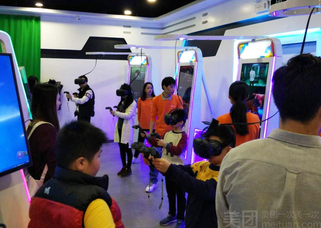 奥亦未来虚拟现实体验中心(奥亦VR乐园正佳店)-美团