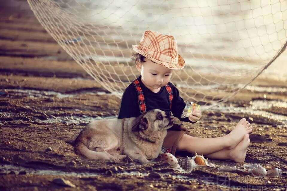 漂亮宝贝儿童摄影-美团