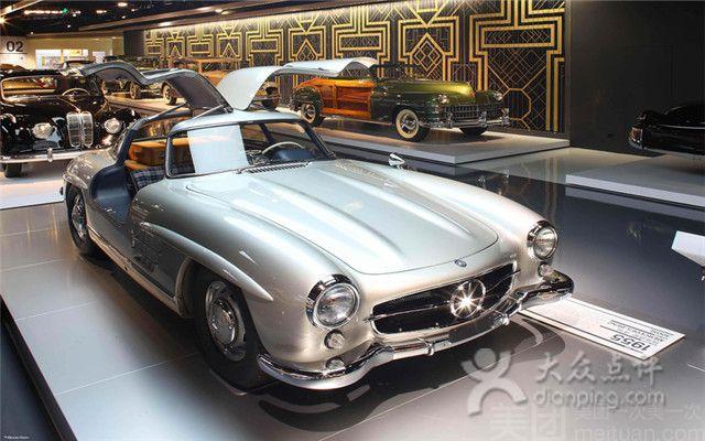 上海汽车博物馆-美团