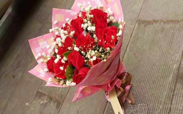 最爱鲜花-美团