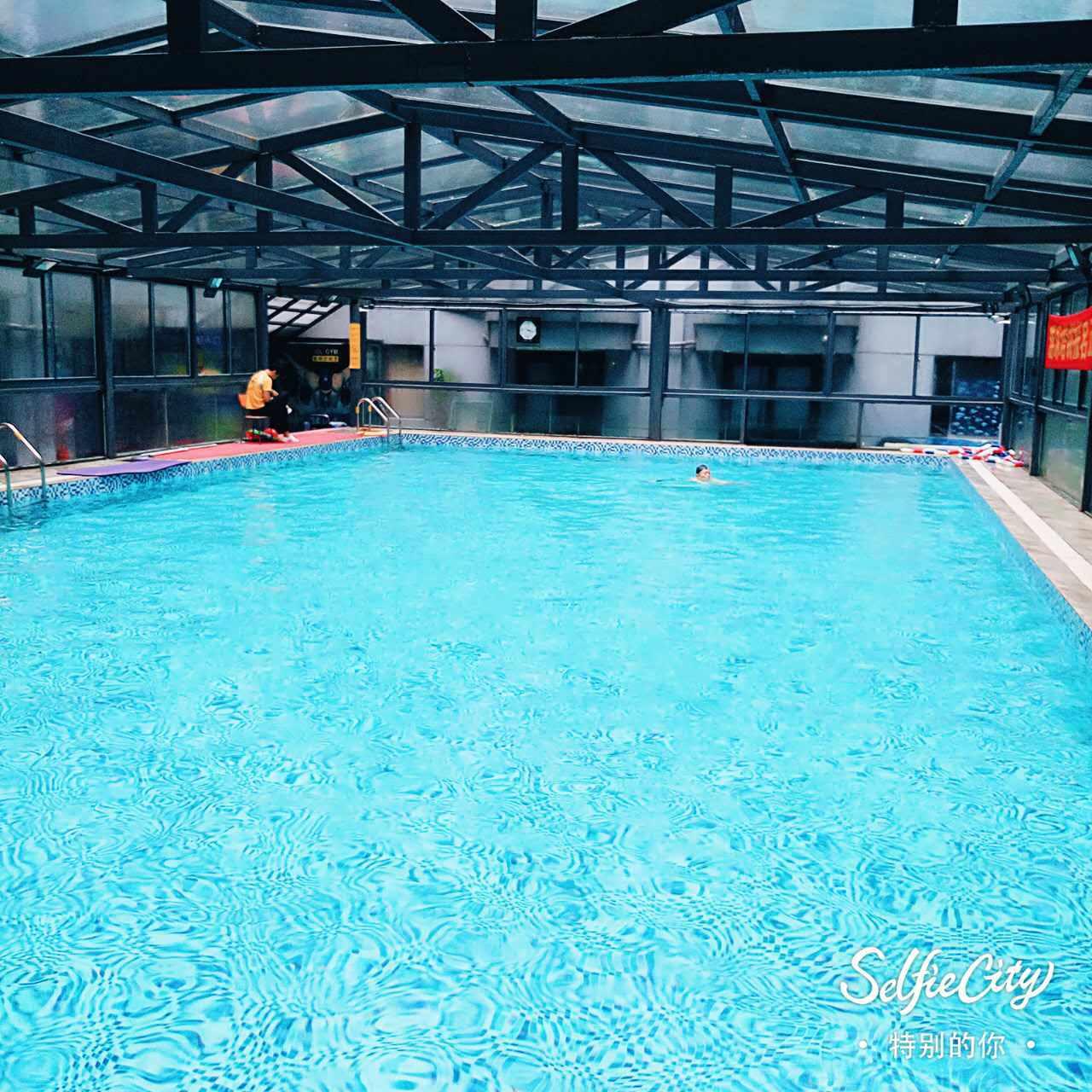 美团网:长沙今日游泳团购:【健动力游泳健身会所】游泳健身季卡