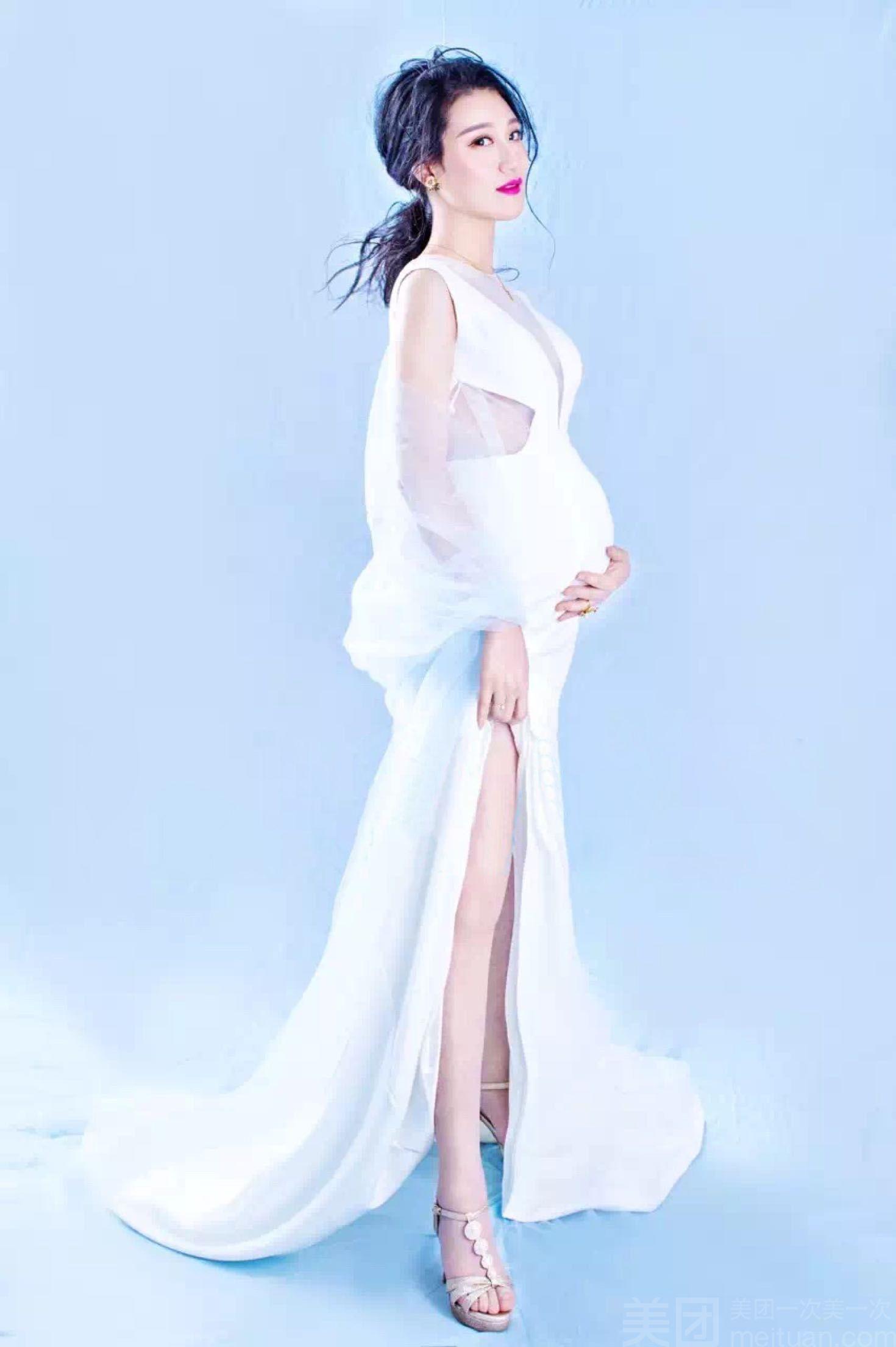 澜石摄影工作室-高端孕妇照孕味写真