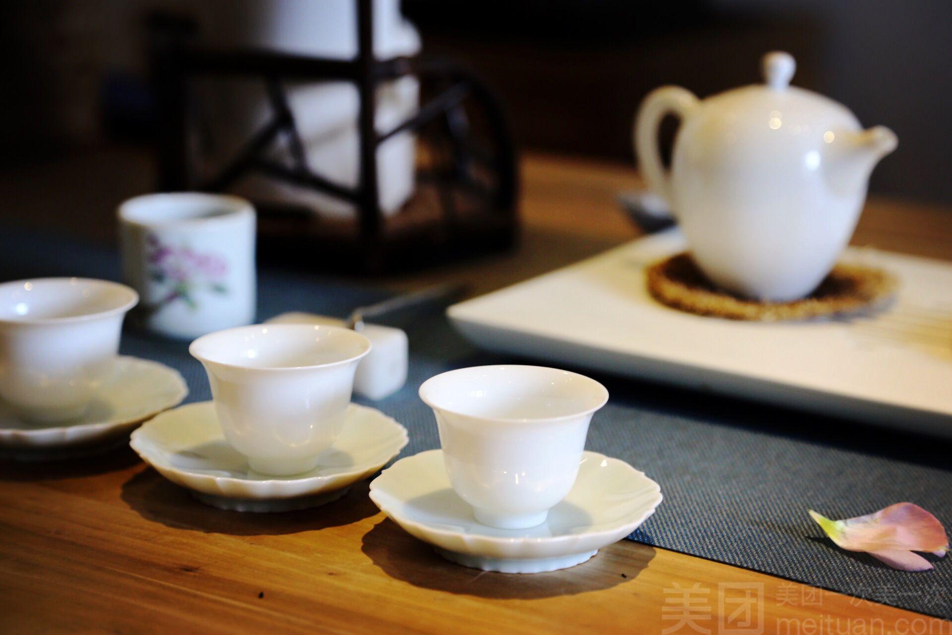 禅光竹房字画茶舍-美团