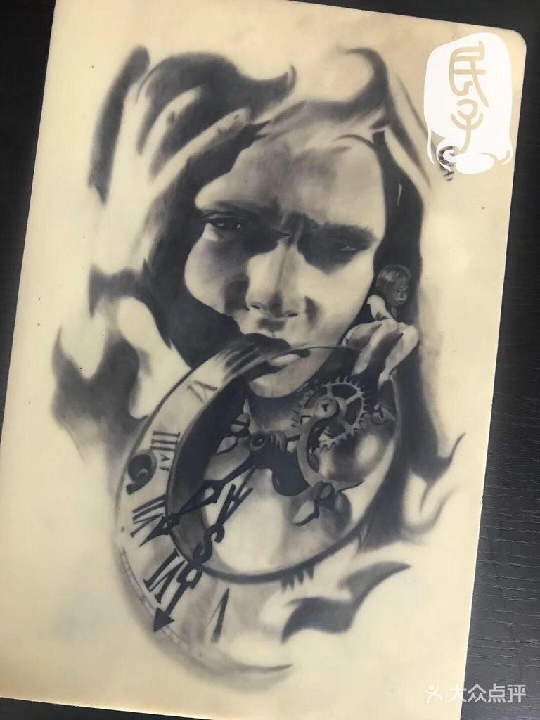 【课程内容】 1了解纹身风格的种类图片